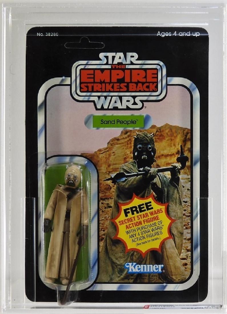 1980 Kenner Star Wars ESB Sand People AFA 75