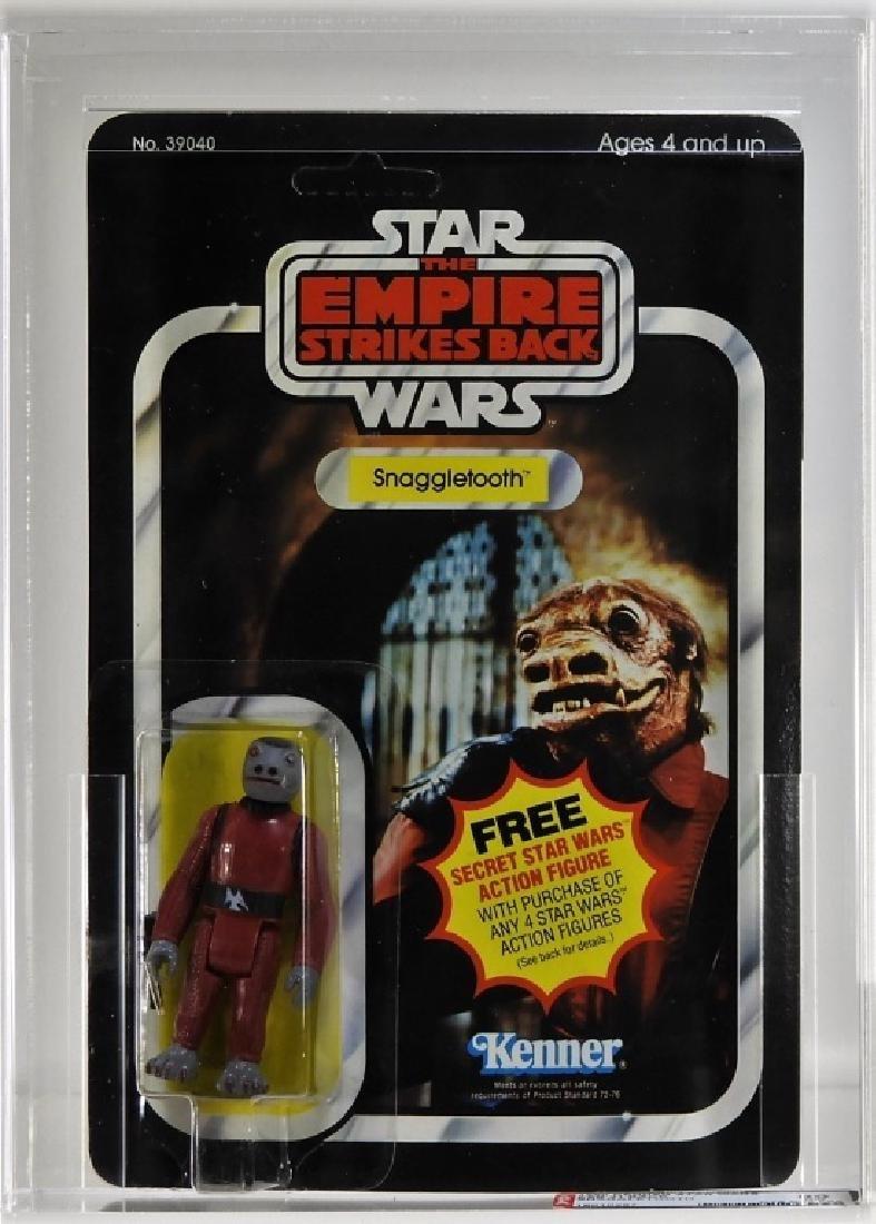 1980 Kenner Star Wars ESB Snaggletooth AFA 80