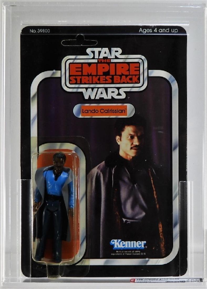 1980 Kenner Star Wars ESB Lando Calrissian AFA 75+