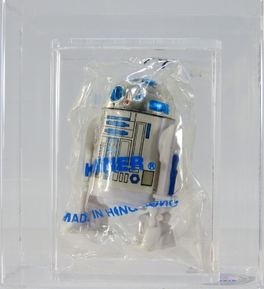 1981 Kenner Star Wars ESB R2-D2 CAS 80+