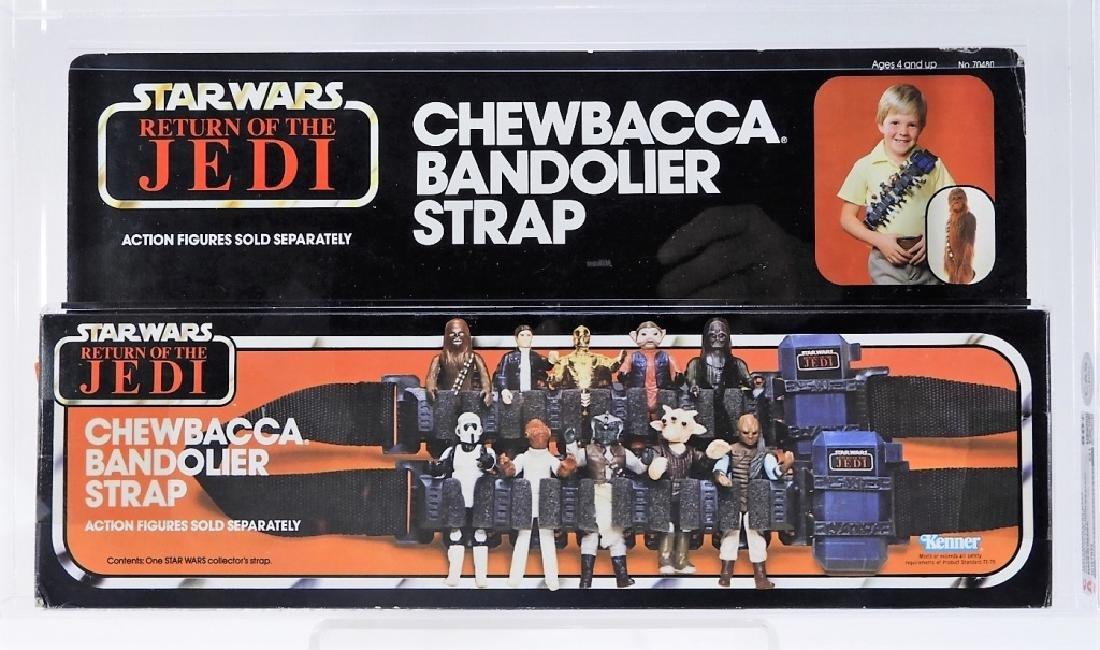 Star Wars ROTJ Chewbacca Bandolier Strap CAS 80+