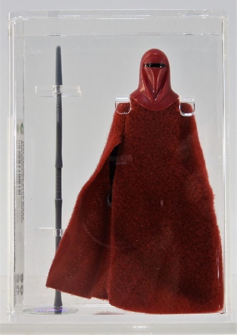 1983 Kenner Star Wars Emperor's Royal Guard CAS 90