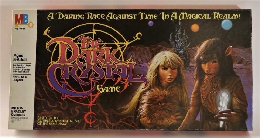 1982 Milton Bradley The Dark Crystal Board Game