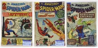 Marvel Comics Amazing Spider-Man No.13 17 24 CBCS