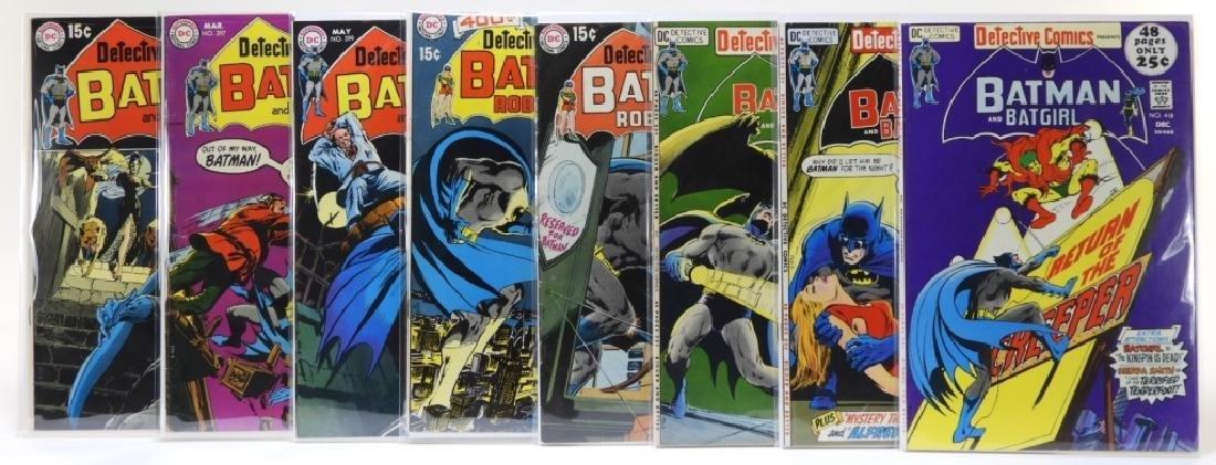 8 DC Comics Detective Comics Comic Books CBCS
