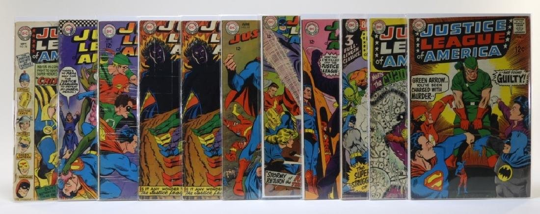 11 DC Comics Justice League America Comic Books