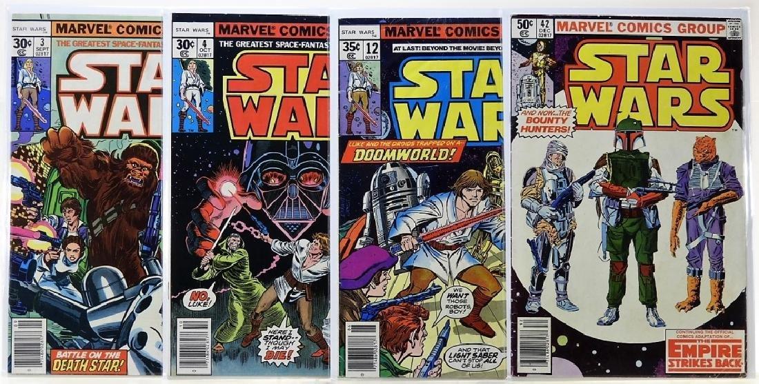 4 Marvel Comics Star Wars No.3 4 12 42 Comic Books