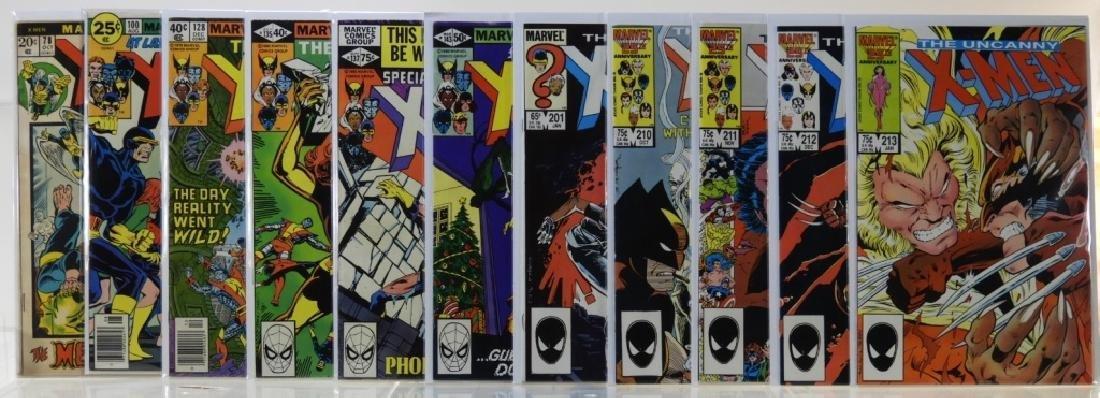 11 Marvel Comics X-Men Comic Books