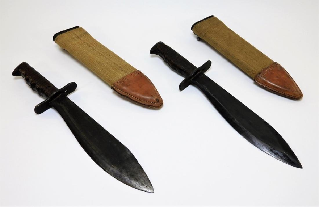 WWI Model 1917 Bolo Trench Knives by Plumb (2)