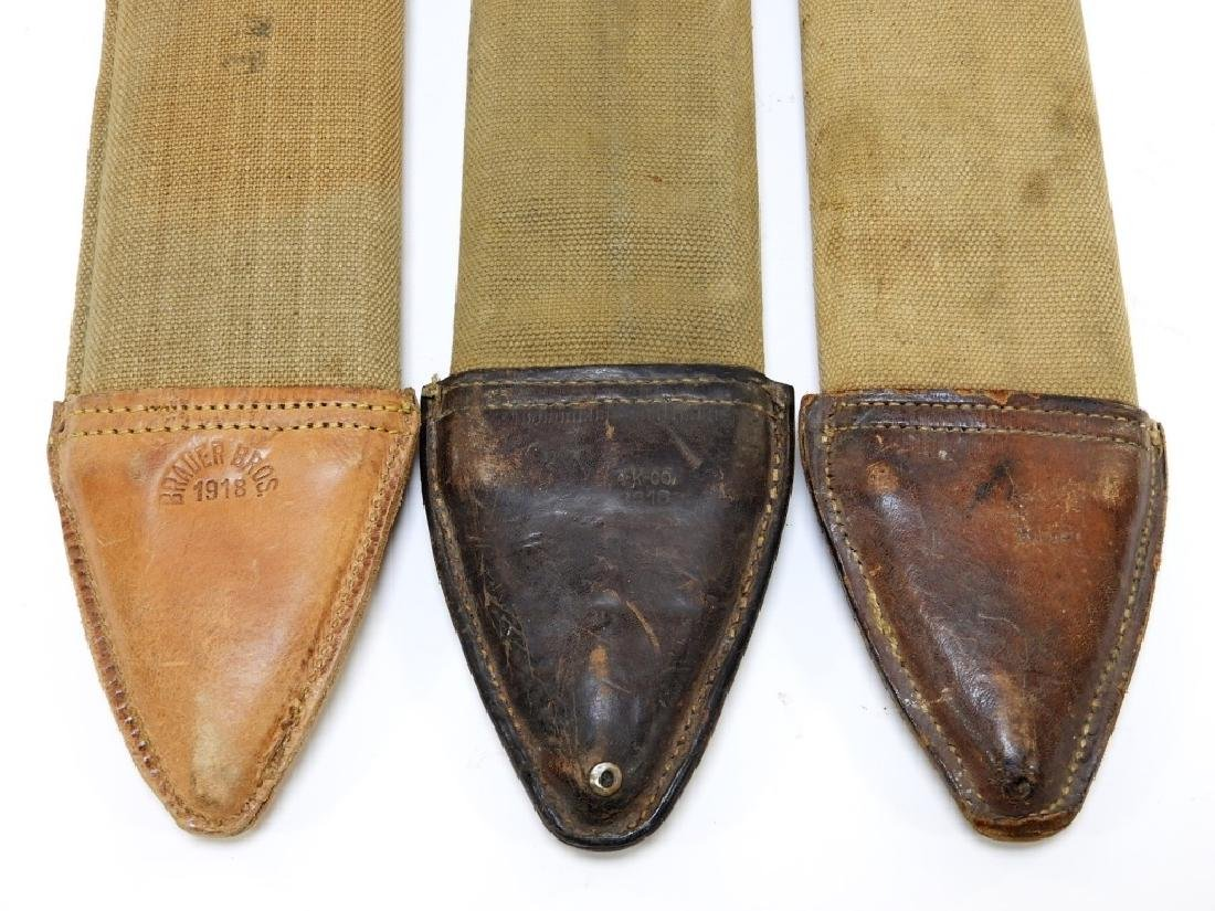 WWI Model 1917 Bolo Trench Knives by Plumb - 10