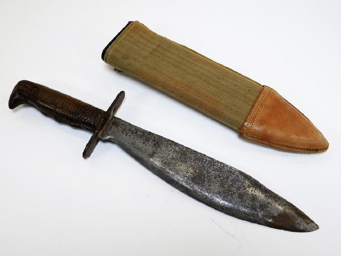 WWI Model 1917 Bolo Trench Knives by Plumb - 2