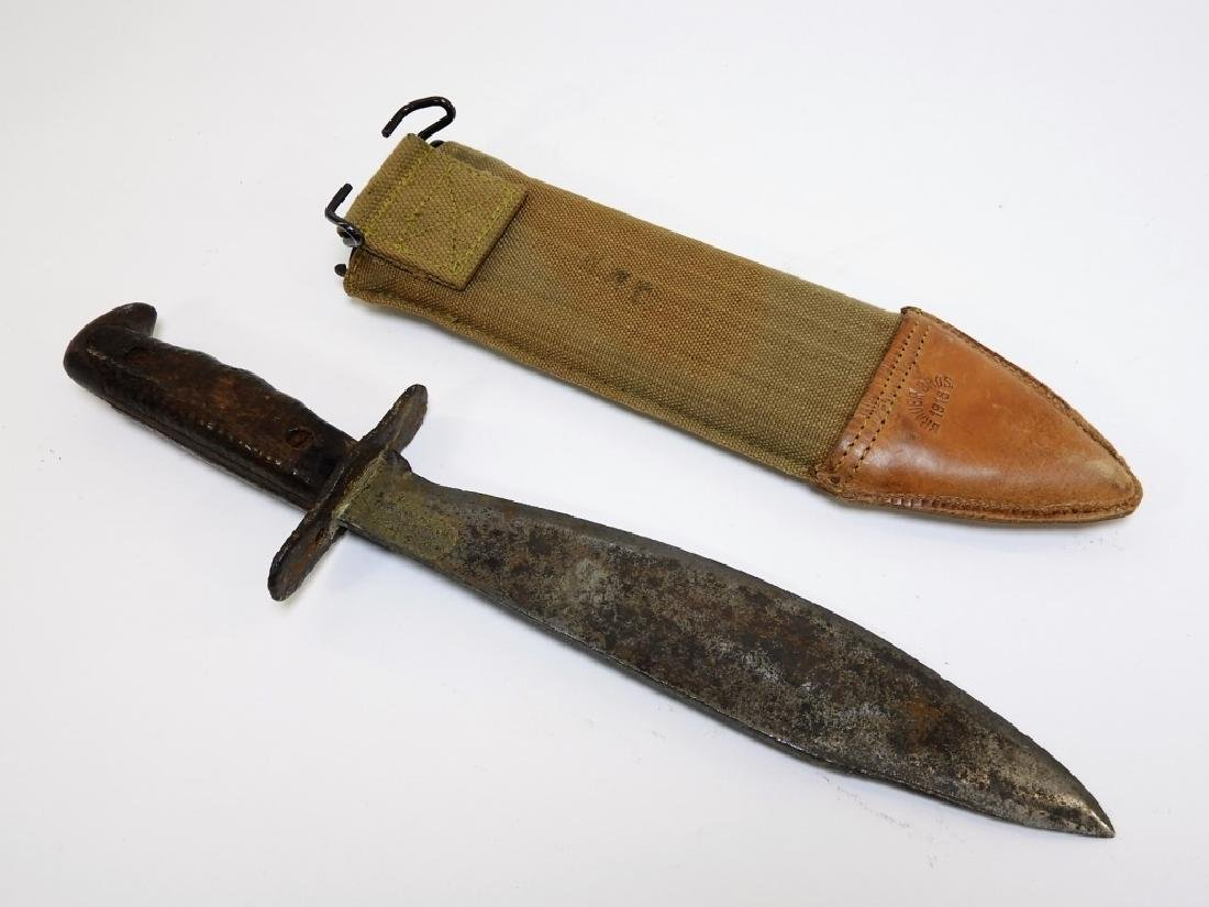 WWI Model 1917 Bolo Trench Knives by Plumb - 3
