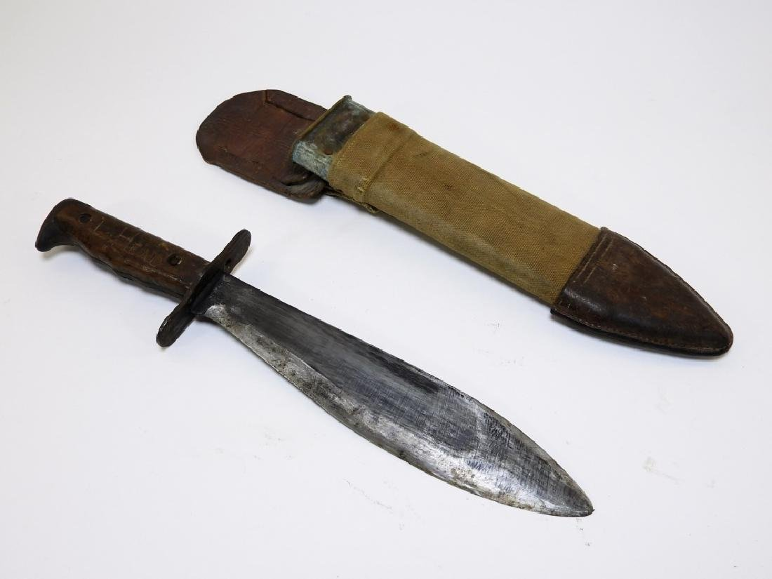 WWI Model 1917 Bolo Trench Knives by Plumb - 4