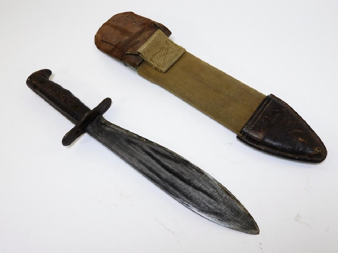 WWI Model 1917 Bolo Trench Knives by Plumb - 5