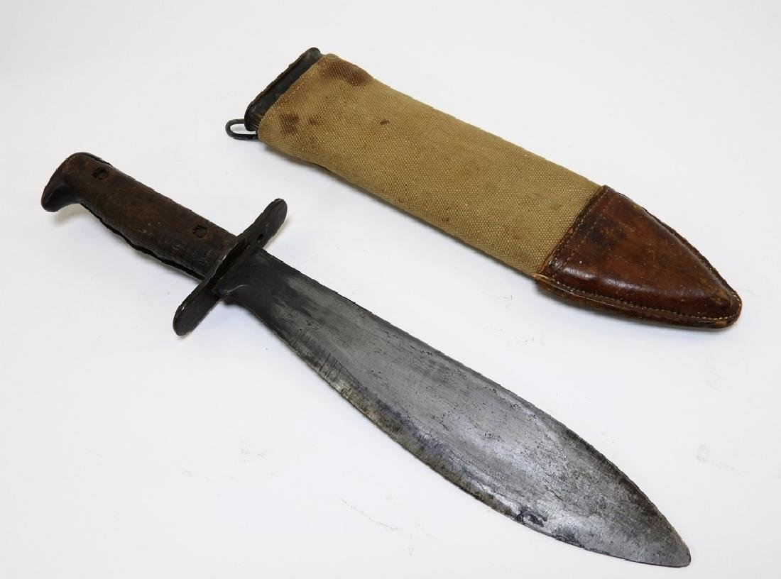WWI Model 1917 Bolo Trench Knives by Plumb - 6