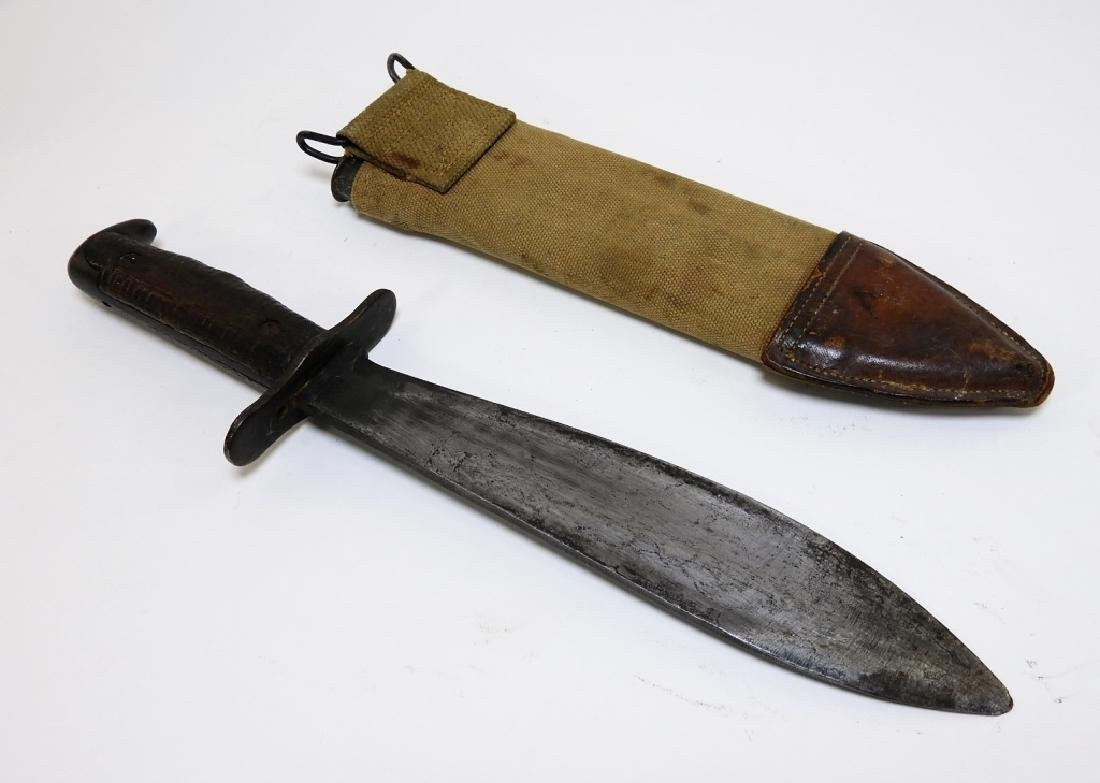 WWI Model 1917 Bolo Trench Knives by Plumb - 7