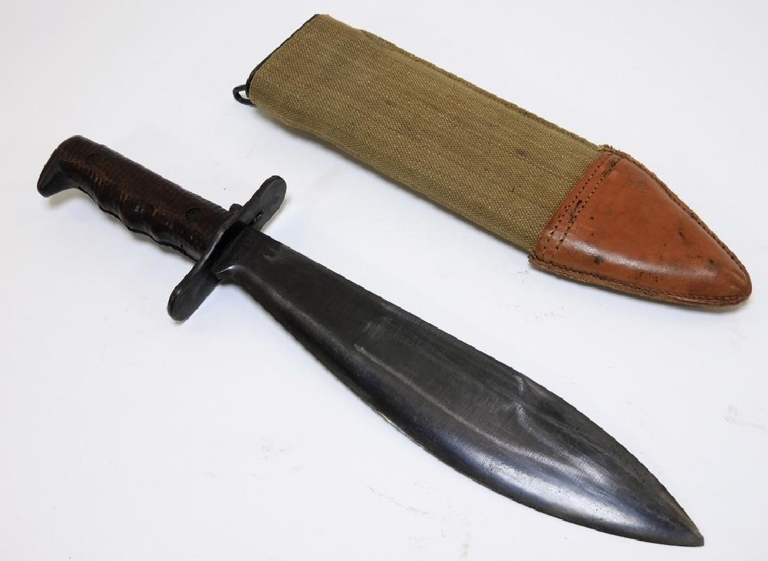 WWI 1916 Springfield Armory Bolo Trench Knife