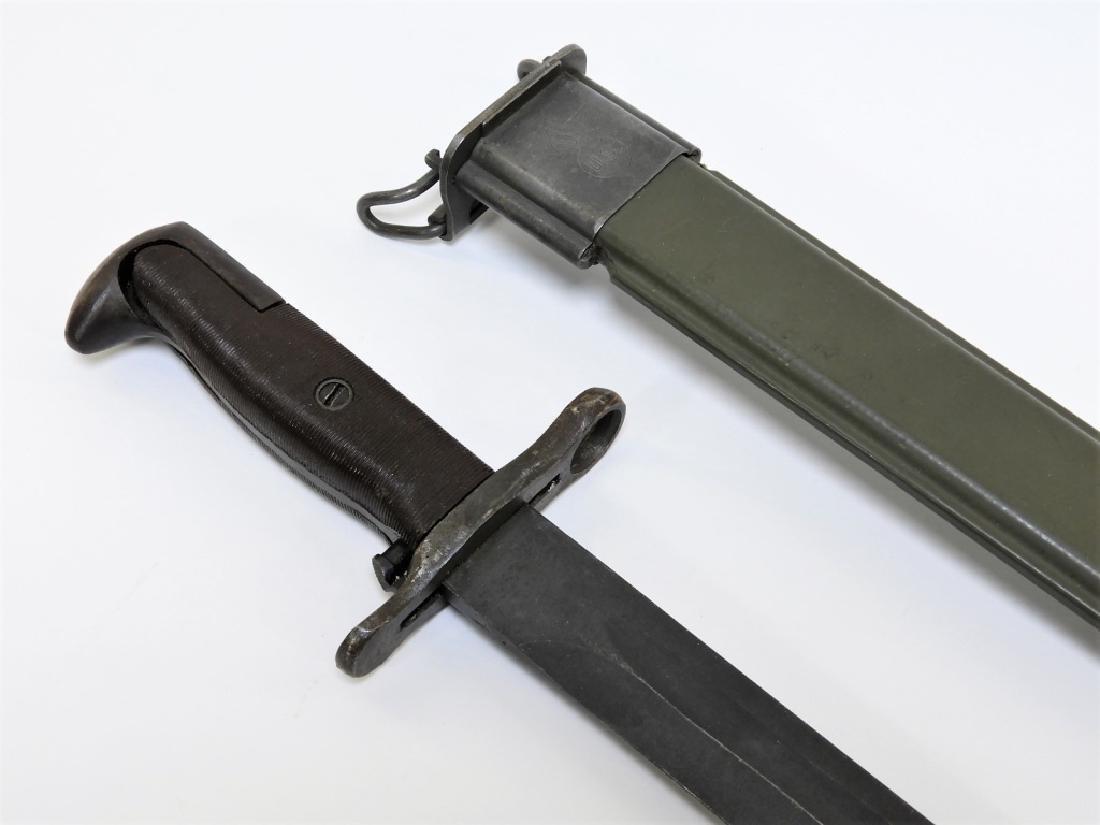 WWII U.S. Army M1 Garand Bayonet by AFH 1942