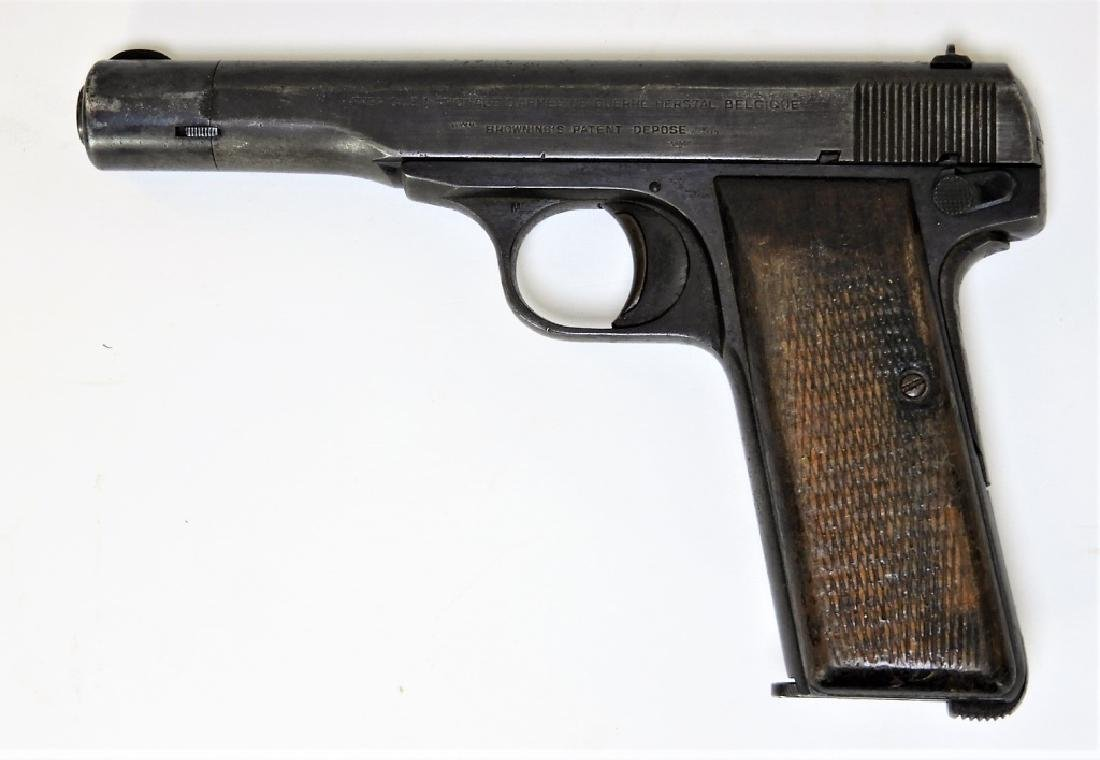 WWII Browning Model 1922 with German Proofs