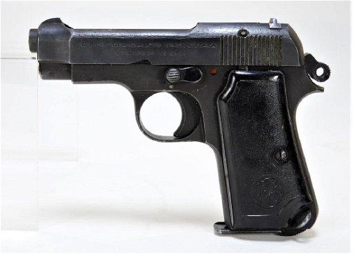 Beretta Mod 35 1944 Pistol w/ Nazi Marked Holster