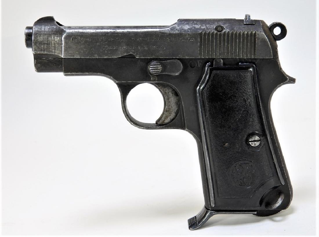 Baretta Model 35 Pistol with 1917 German Holster