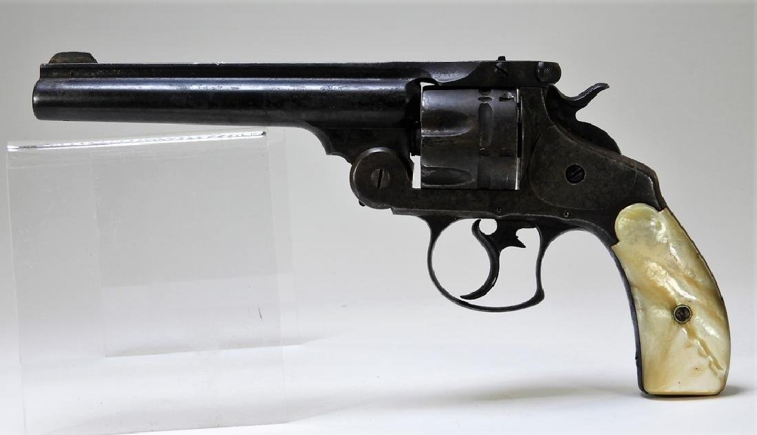 Smith & Wesson Model 3 Break Top Revolver