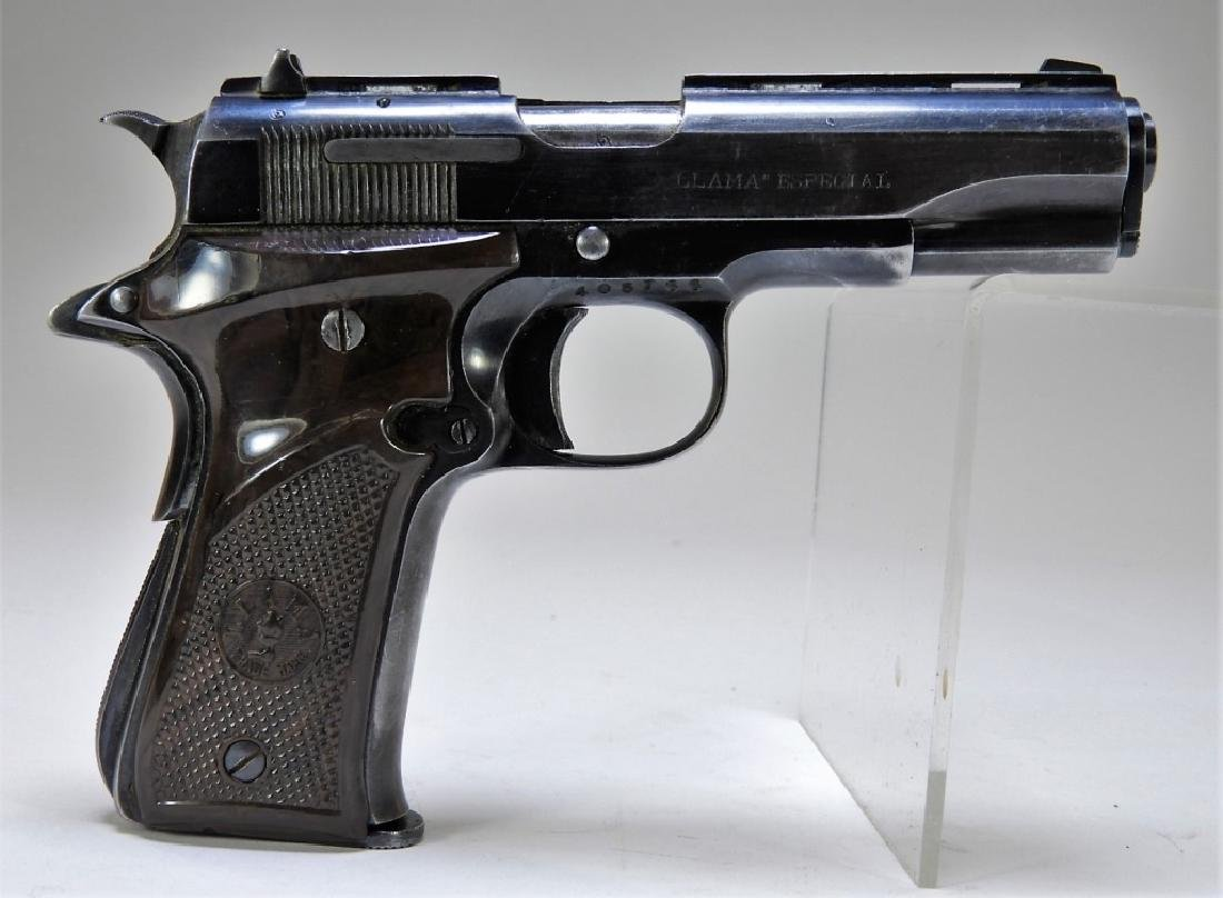 Llama Especial 32cal Pistol