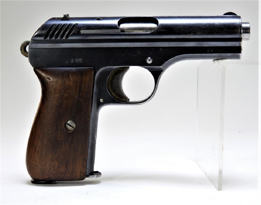 Czechoslovakian CZ26 380 cal Pistol