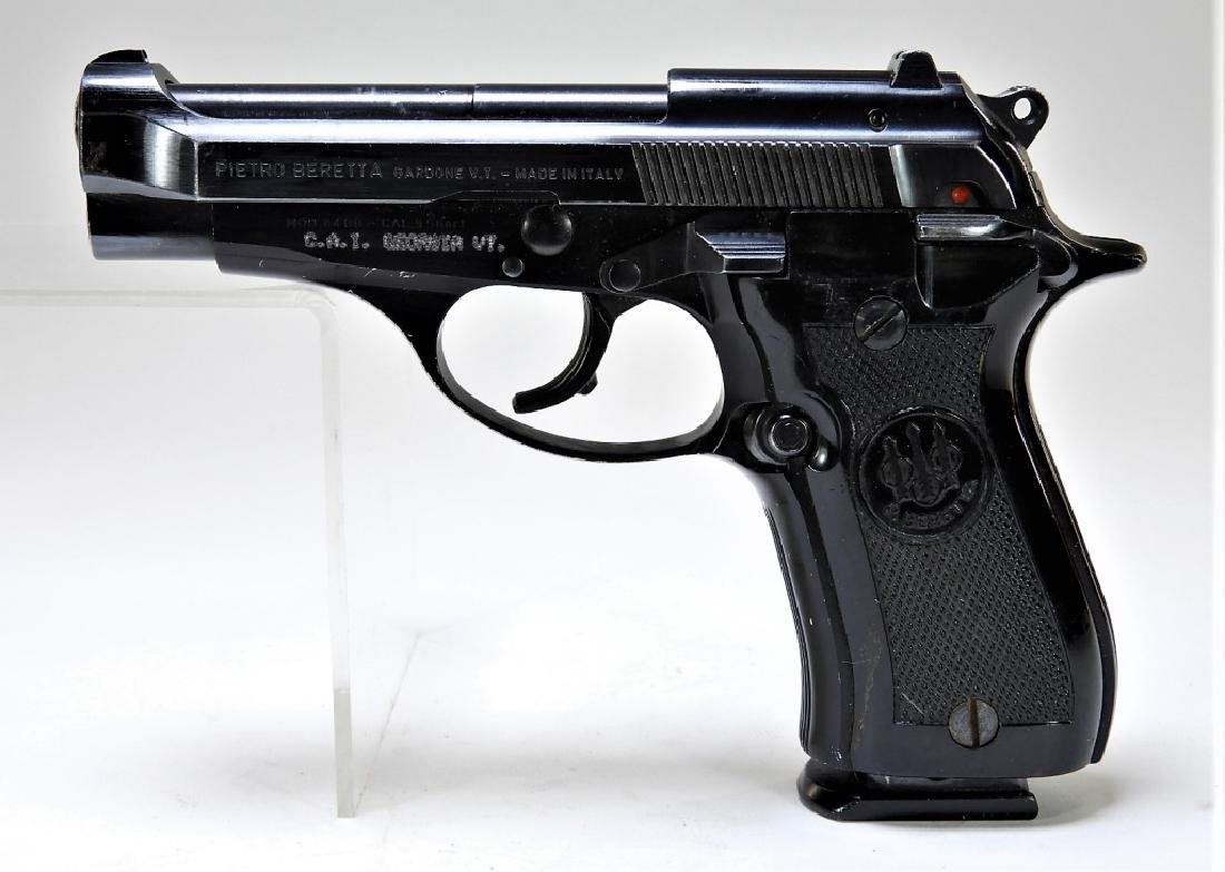 Baretta Model 84BB 380 Auto Pistol