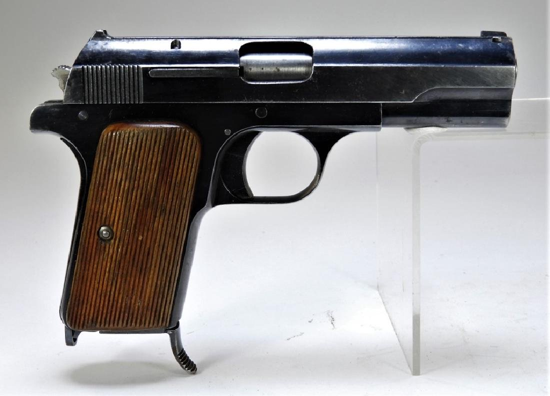German Military FEMARU 37M Pistol
