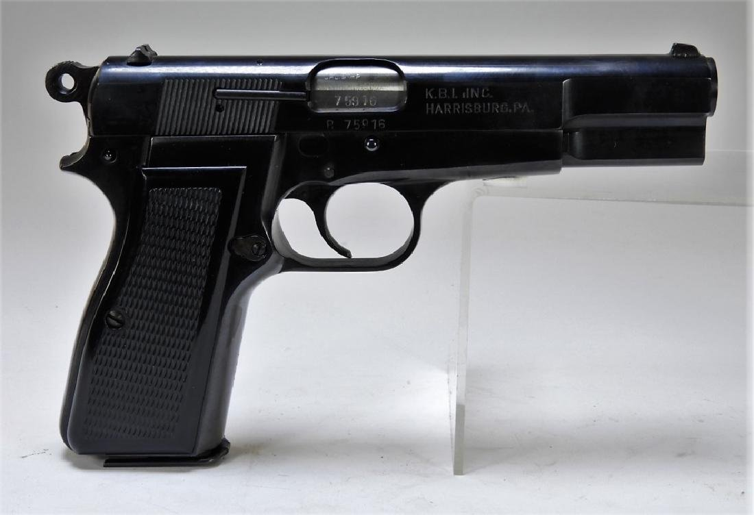 FEG Model PJK-9HP Pistol