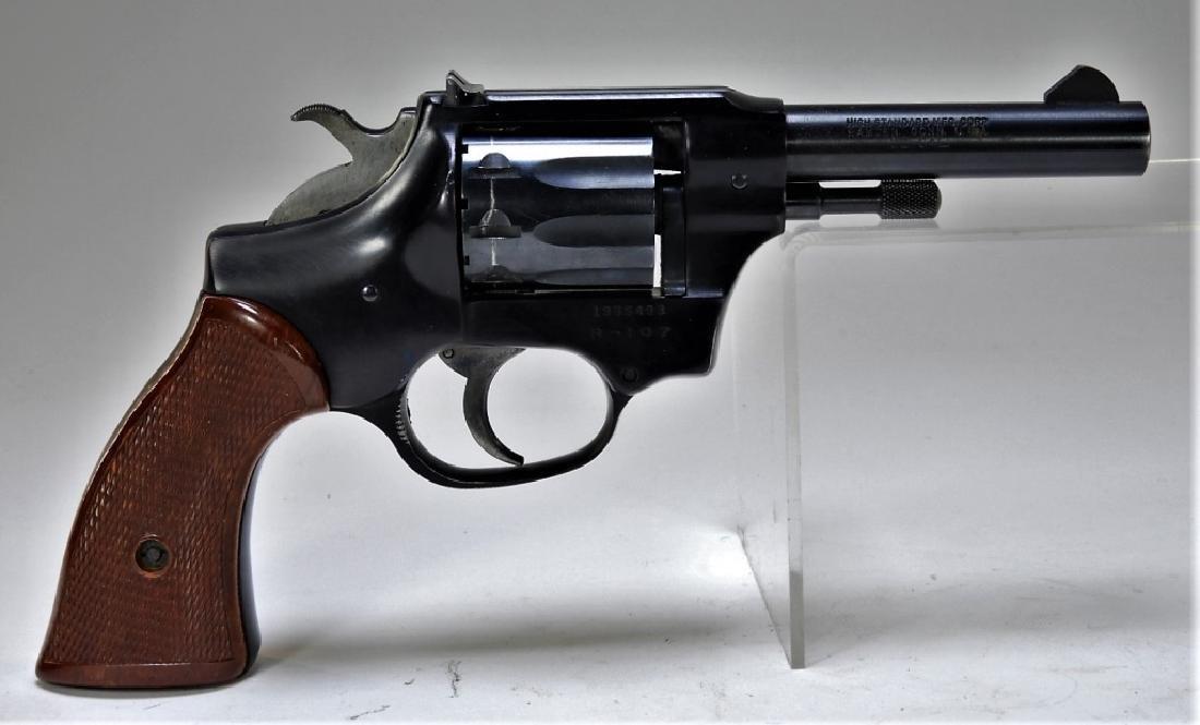 Sentinel Deluxe R-107 22cal Pistol