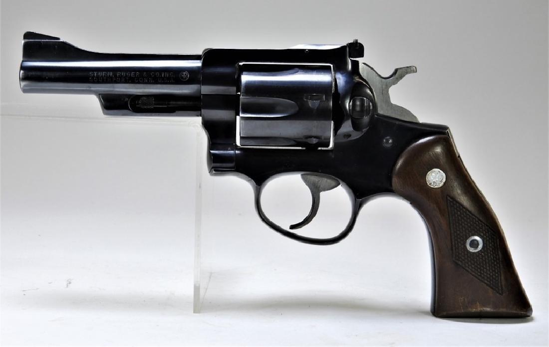Sturm-Ruger & Co SECURITY-SIX 357 Magnum Pistol