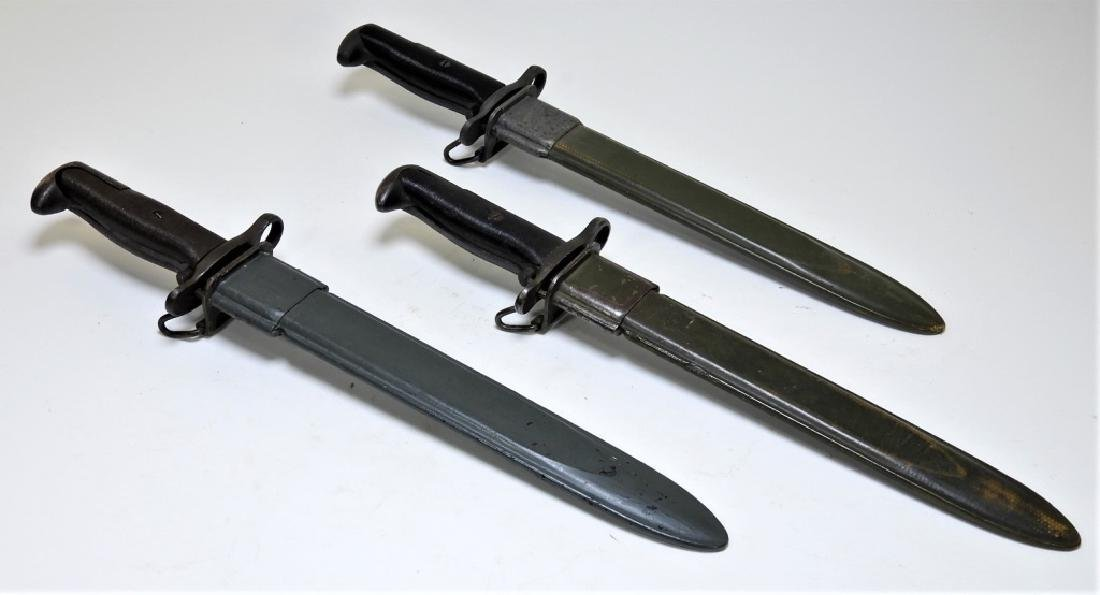 WWII U.S. Army M1 Garand Bayonets by AFH (3)