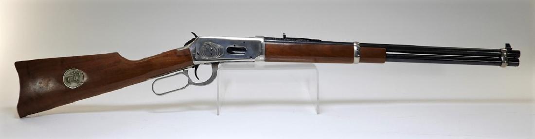 Winchester Model 1894 Cowboy Commemorative Rifle - 2