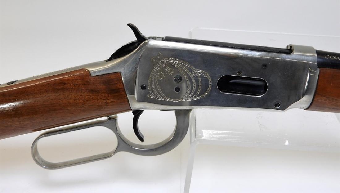 Winchester Model 1894 Cowboy Commemorative Rifle - 4