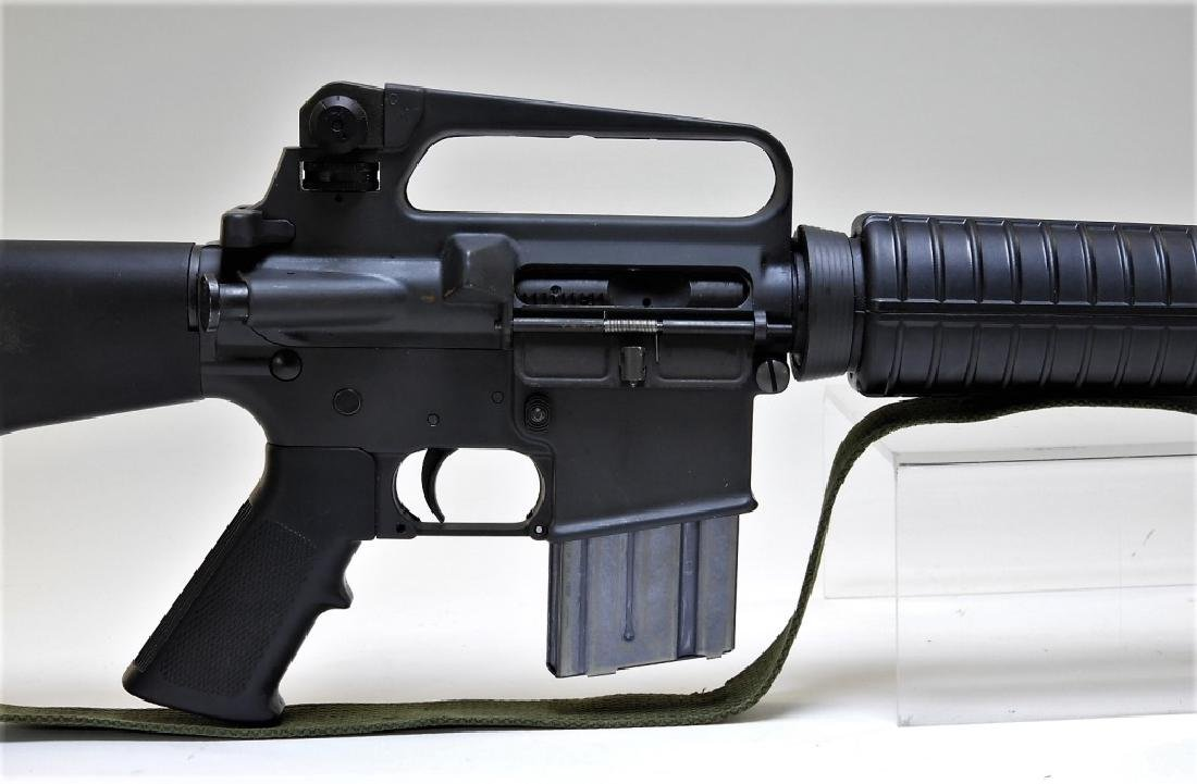 Colt AR-15 A2 HBAR Sporter Rifle
