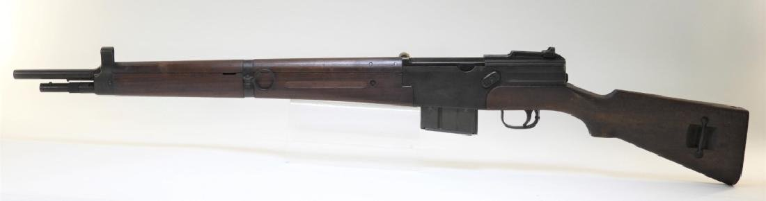French MAS Mle 1944 Semi Automatic Rifle - 4