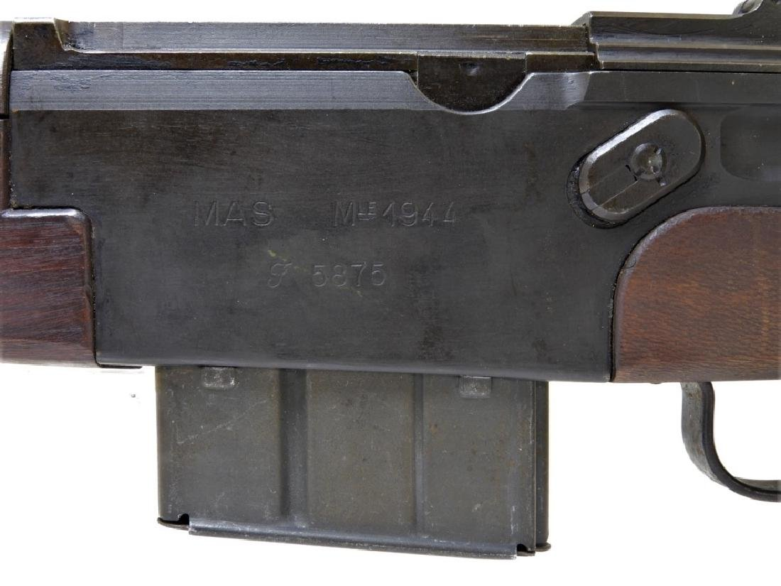French MAS Mle 1944 Semi Automatic Rifle - 5