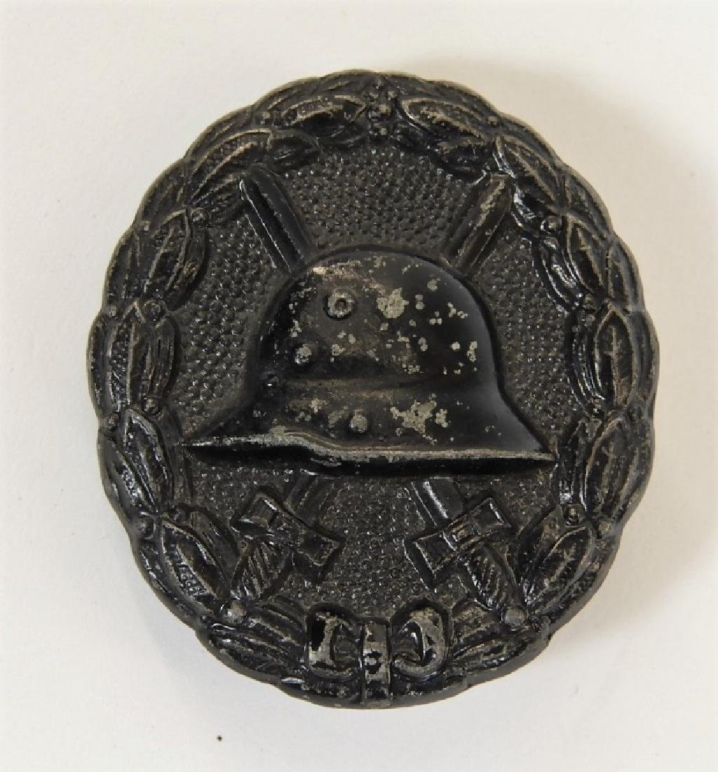 WWI German Medal Bars & Wound Badge - Iron Cross - 4