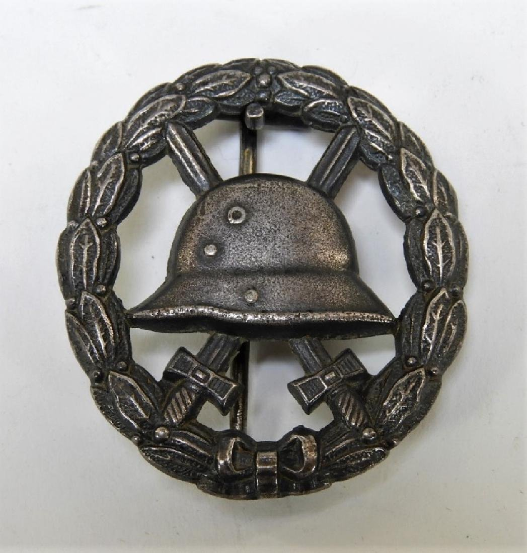 Exceptional WWI German Wound Badge