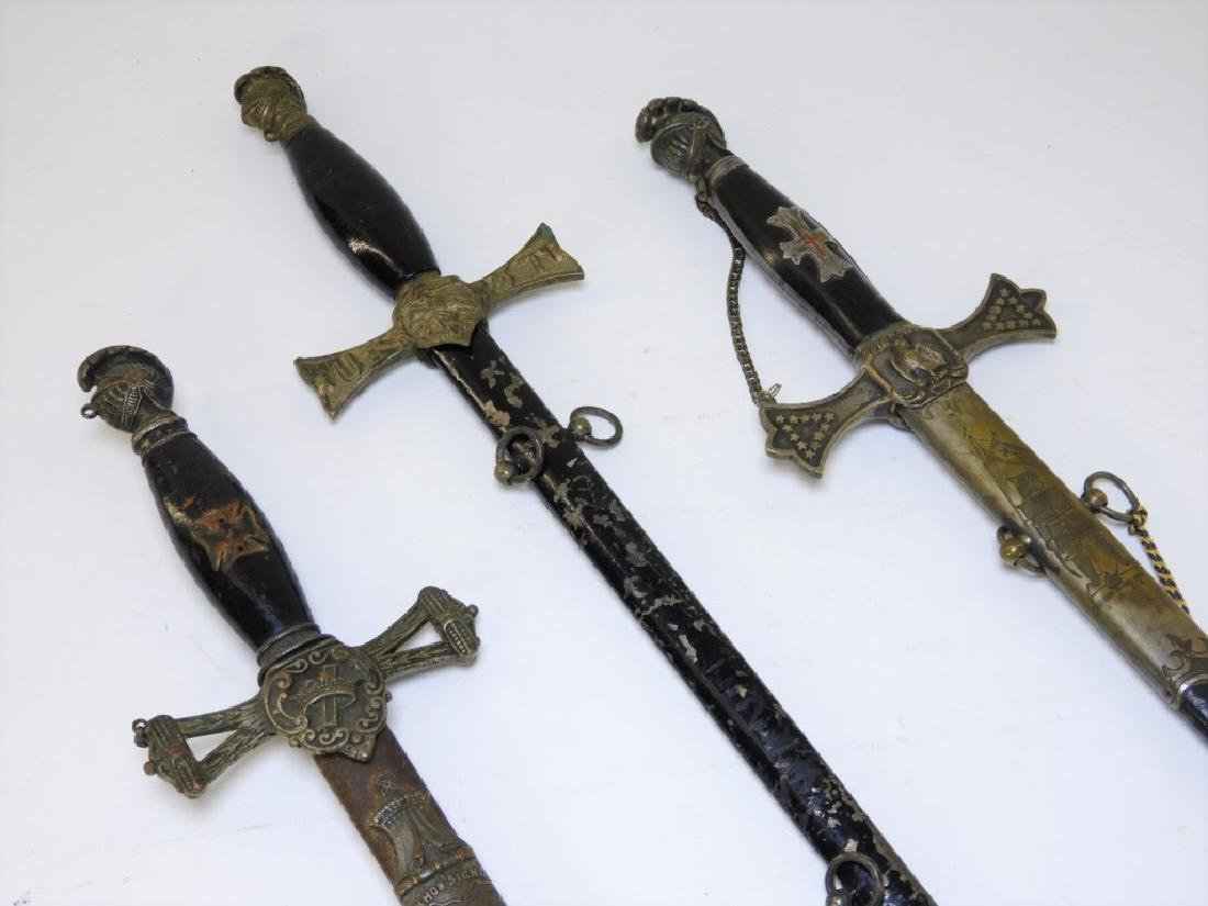 Fraternal Swords (3) by Ames, Hirschburg