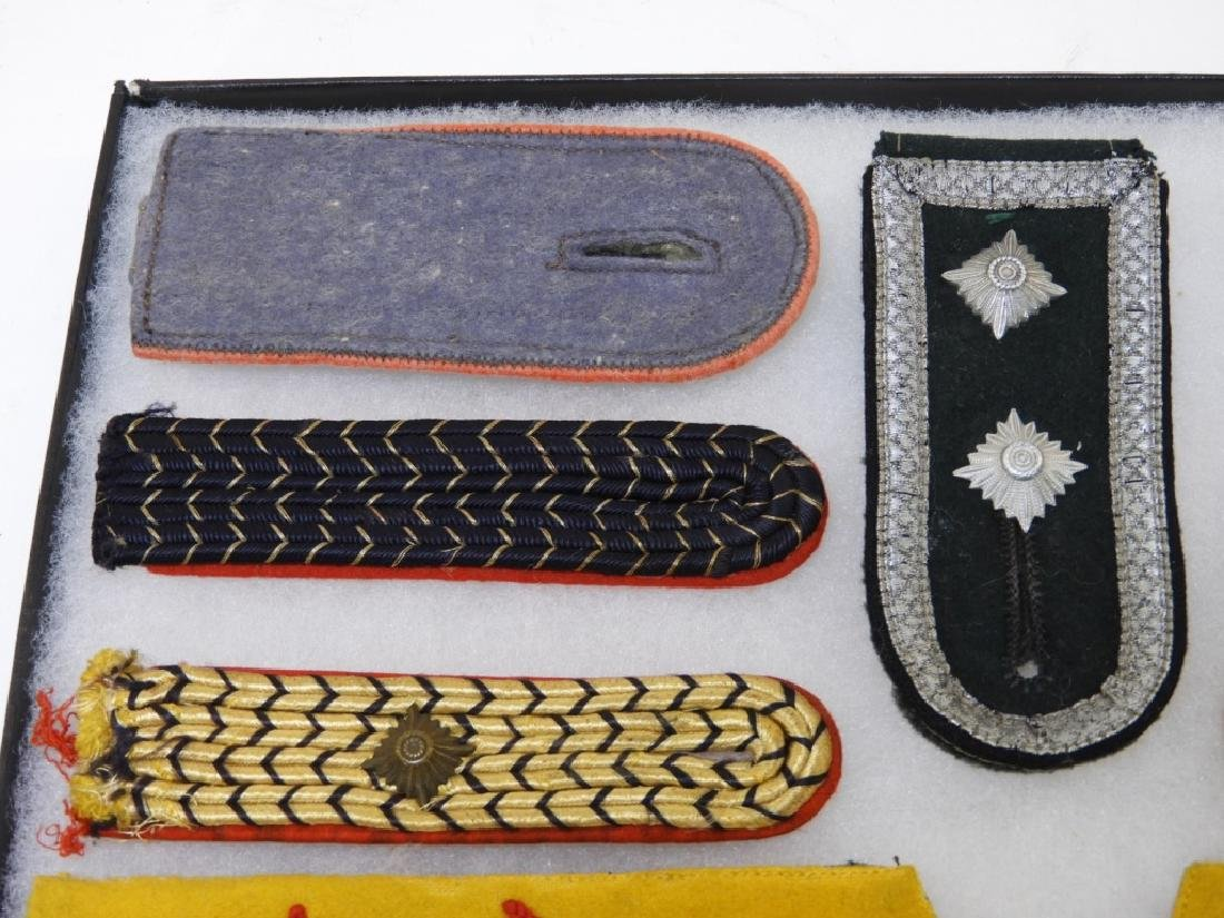 WWI to WWII German Military Shoulder Boards - 2