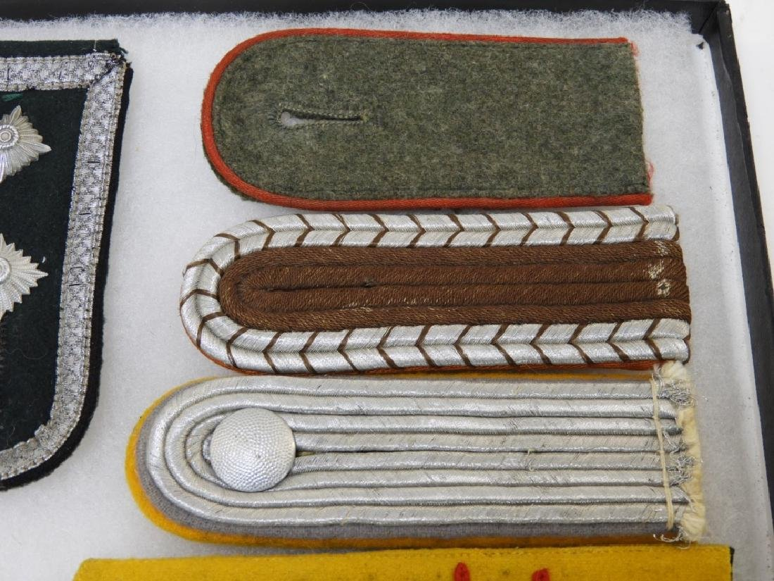WWI to WWII German Military Shoulder Boards - 3