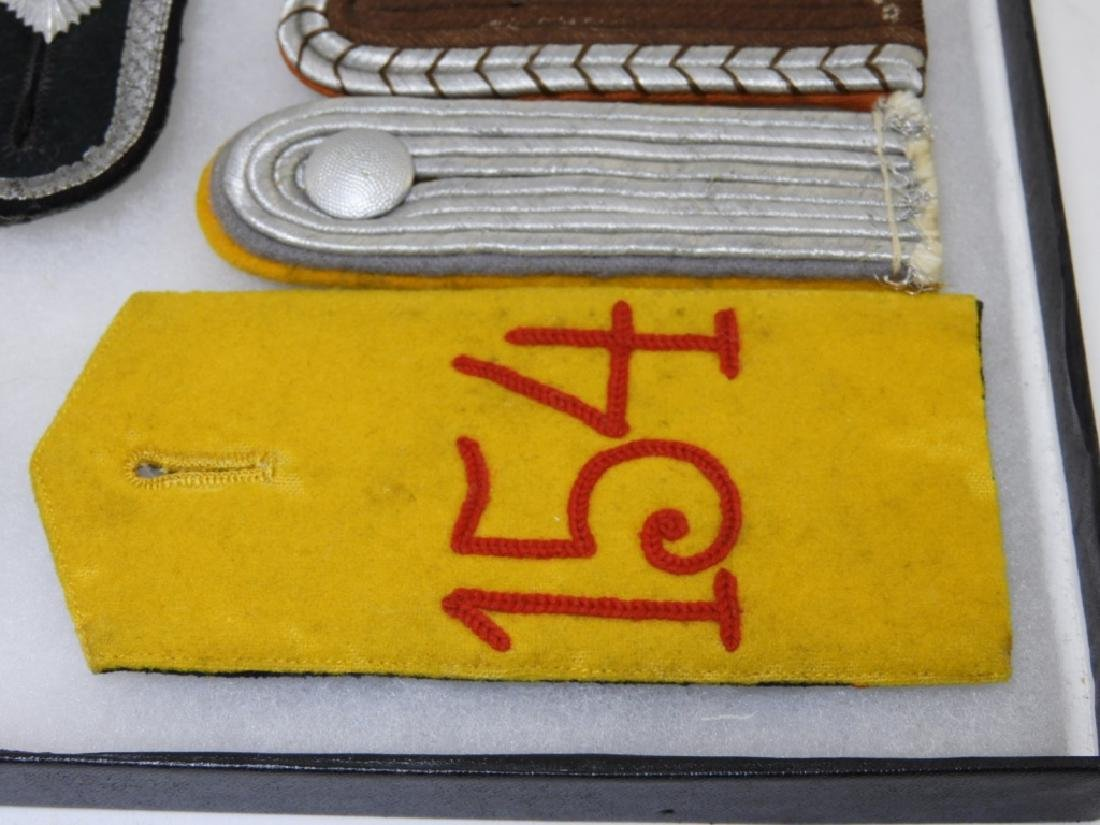 WWI to WWII German Military Shoulder Boards - 5