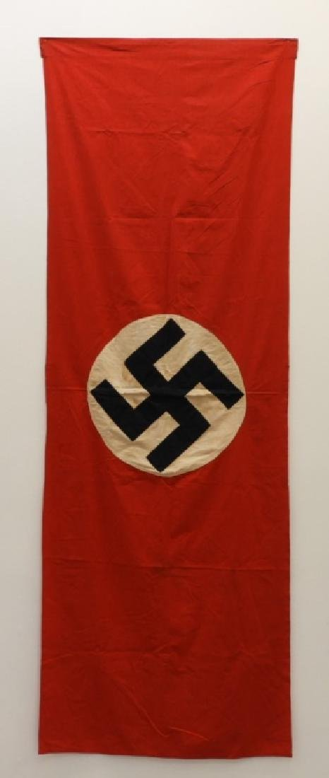 WWII German Nazi Party Banner
