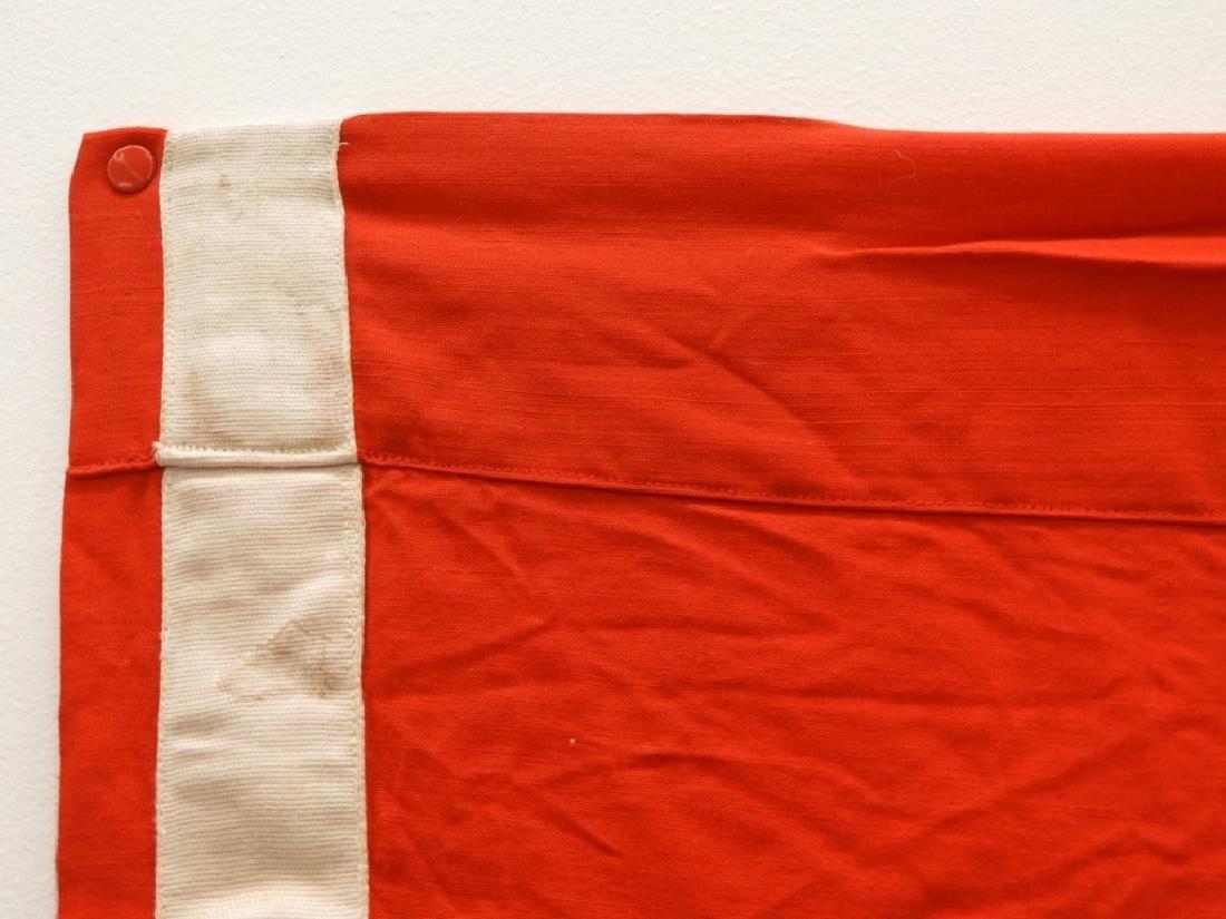 WWII German NSDAP Nazi Wall Banner - 4