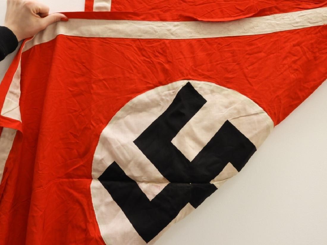 WWII German NSDAP Nazi Wall Banner - 7