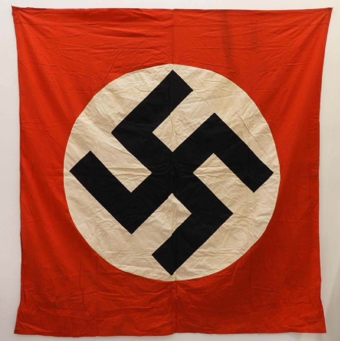 WWII German Nazi Party Flag