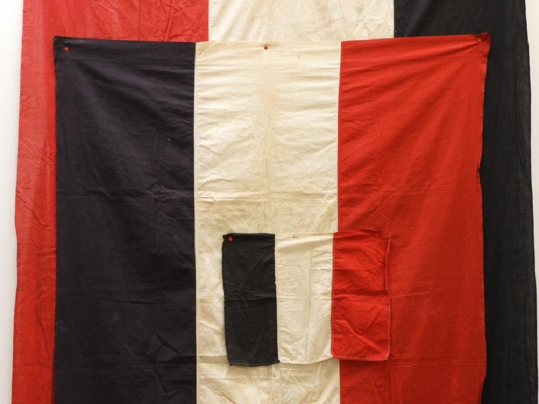 (3) German Empire Sates Flags - 3